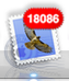 unread e-mail count